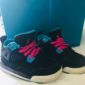Nike Shoes - Toddler Jordan's